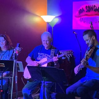 The Panhandle Trio