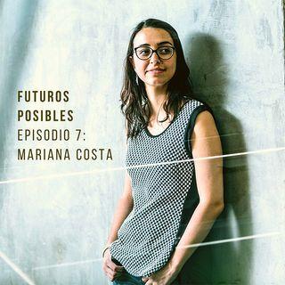 Ep. 07: Cultura de aprendizaje y mentalidad de crecimiento, con Mariana Costa
