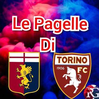 PAGELLE GENOA TORINO