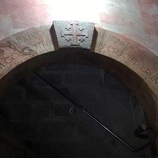 22 - Gerusalemme: dal Golgota alla prima chiesa