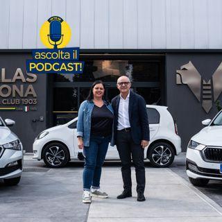 Salotto Gialloblù | Andrea Ferrari (Nuova Veronauto) | 10 dicembre 2020