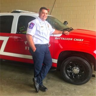 Battalion Chief Jacob Johnson - True Leadership and the Power of Vulnerability and Peer Support
