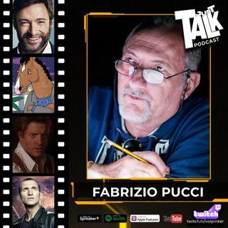 #19 | Fabrizio Pucci | Da Wolverine a Bojack
