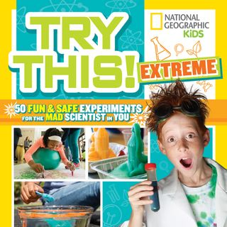 Big Blend Radio: Karen Romano Young - National Geographic Kids: Try This!