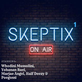 Skeptix EP1: Elevation Thru Chaos w/Marjae Angel.