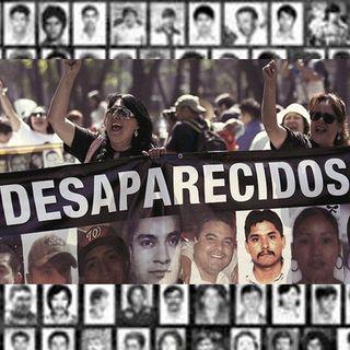 ONU investigará desapariciones: AMLO