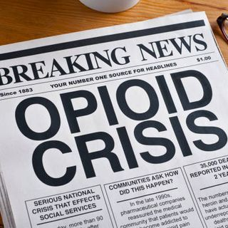 OPIOIDS: A DIRECT PLAGUE FROM THE MOST HIGH YAH; JUST LIKE THE PLAGUES IN EGYPT!