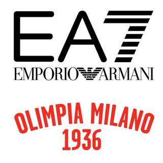 Semifinali PlayOff Lega Basket Serie A | Gara 1 | Olimpia Milano - Germani Basket Brescia