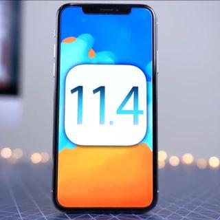 iOS 11.4 è lo specchio della situazione attuale di Apple