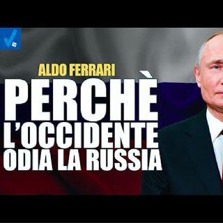 """Aldo Ferrari: """"L'Occidente scivola dentro una spirale autoritaria"""""""