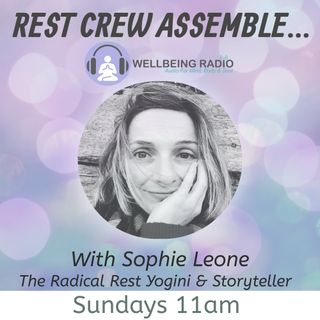 Rest Crew Assemble with Sophie Leone - Episode 1