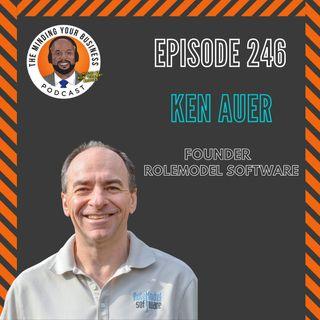 #246 - Ken Auer,  FOUNDER OF ROLEMODEL SOFTWARE