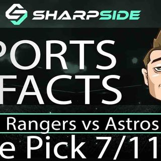 FREE MLB Thursday Baseball Betting Pick: Rangers vs. Astros - July 11th