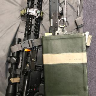 AR 15 vs AK 47 the showdown
