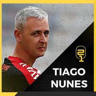 #3 Tiago Nunes: Athletico, Corinthians, passado e futuro