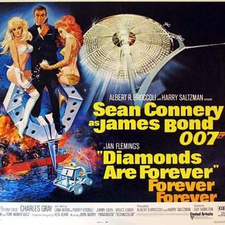 James Bond: Licence to Podcast - Diamonds Are Forever