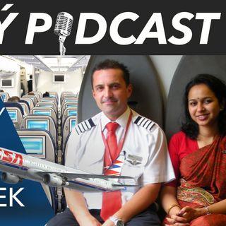 STEWARD ČSA: Létali jsme v Pákistánu i pro Air India. Se Spartou jsem byl na tankodromu v Kutaisi