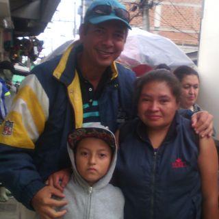 Entrevista: Mujer y su familia desplazada por la guerrilla