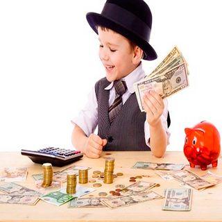 Manejo del dinero con los niños