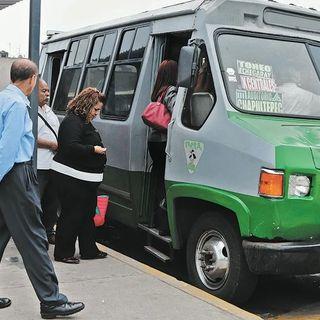 En la CDMX, baja robo en transporte público, con y sin violencia, según la Fiscalìa capitalina.
