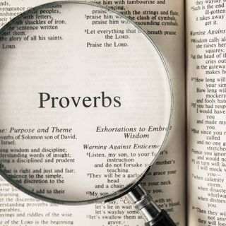 Proverbs: Why Solomon?