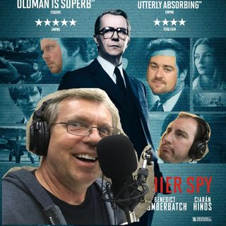 Tinker Tailor Soldier Spy, Cube, Body of Lies, W/ Bob and David, Inside Man, Nobody Speak: Trials of the Free Press - Feat: PAPA STEVE