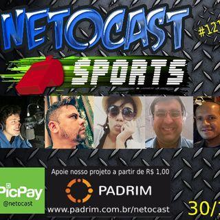 NETOCAST 1212 DE 30/10/2019 - ESPORTES - F1 - FUTEBOL - FUTEBOL FEMININO - NBA - NFL - RUGBY - SFT 17 MÓOCA - UFC - BELLATOR