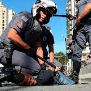 A Policia militar só faz abordagens em pessoas pretas e pobres?