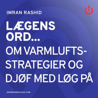 Per Helge Sørensen - Om varmluftsstrategier og djøf med løg på