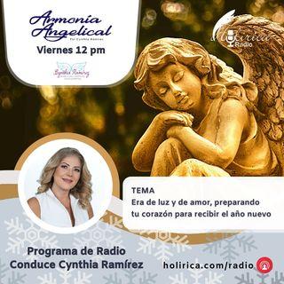 Armonía Angelilcal - Era de Luz y de Amor. Preparando tu Corazón
