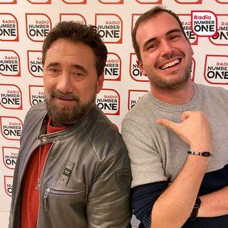 """Tiromancino, Zampaglione presenta """"Ho cambiato tante case"""" su Radio Number One"""