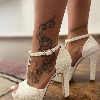 La sposa tatuata