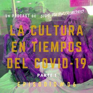#6 El sector cultura en tiempos del covid-19