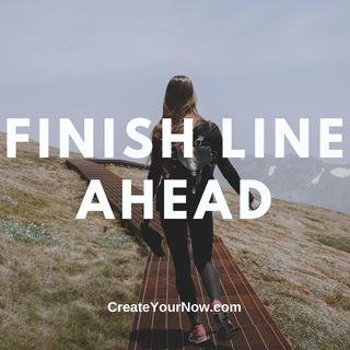 2398 Finish Line Ahead