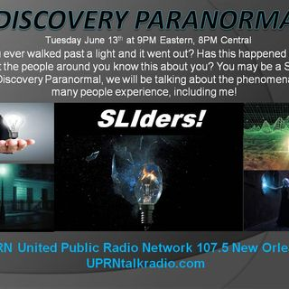 Discovery Paranormal Radio w/ Michael Angley June 13th 2017