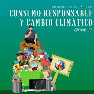 Consumo responsable  y Cambio Climático