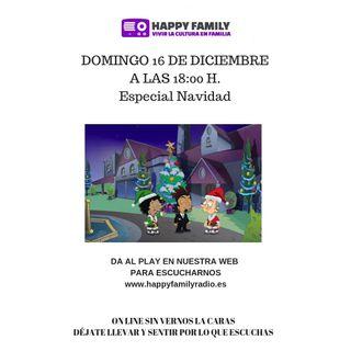 """Happy Family, online  """"Especial Navidad"""""""