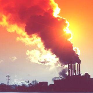 ¡Catástrofe ambiental!