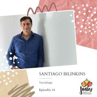 Ep. 014 Adictos a las pantallas con Santiago Bilinkis