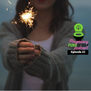 Ectopic Pregnancy Complications Episode 23 - Pregnant Pukeology Podcast