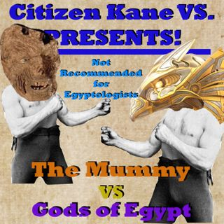 The Mummy vs Gods of Egypt - With Special Guest Miranda Meijer