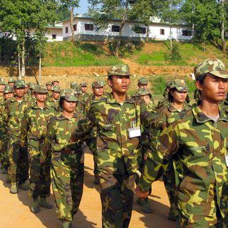 Puntata #13 - 5 maggio 2018 - Tra le trincee dei Kachin. È in corso una nuova escalation?