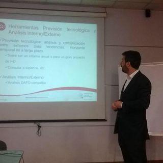 566. Óscar Viñes - Fundador de Innovación Inteligente - Claves para conseguir financiación del CDTI para emprendedores
