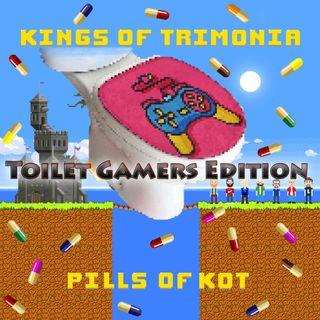 Pills of KoT - TGE - Pink