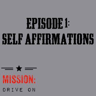 E1: Self Affirmations