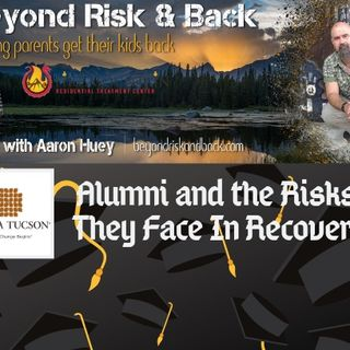 Alumni and the Risks They Face In Recovery