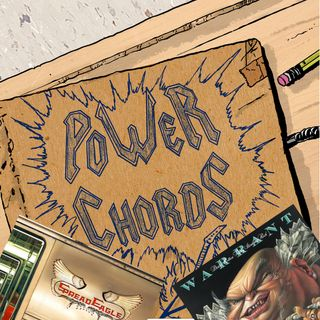 Power Chords Podcast: Track 43--Spread Eagle and Warrant