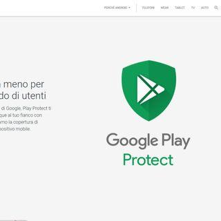 Attrezzi: Antivirus per android google play protect e malware antibytes
