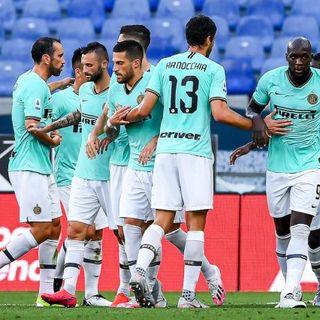 Campionato, l'Inter ritrova vittoria e secondo posto. Genoa in apnea. Sorrisi per Napoli e Parma