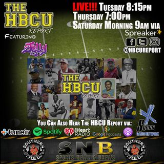 The HBCU Report-Not That Kind Of Party